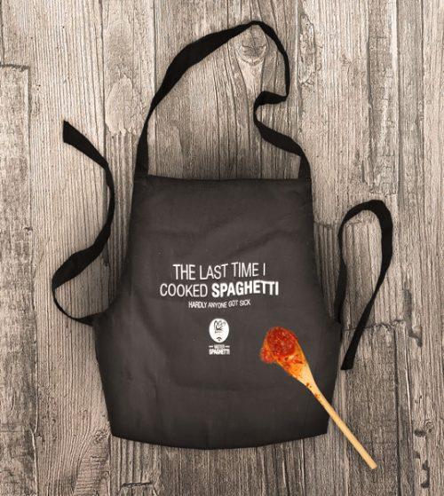 Mister Spaghetti Kookschort