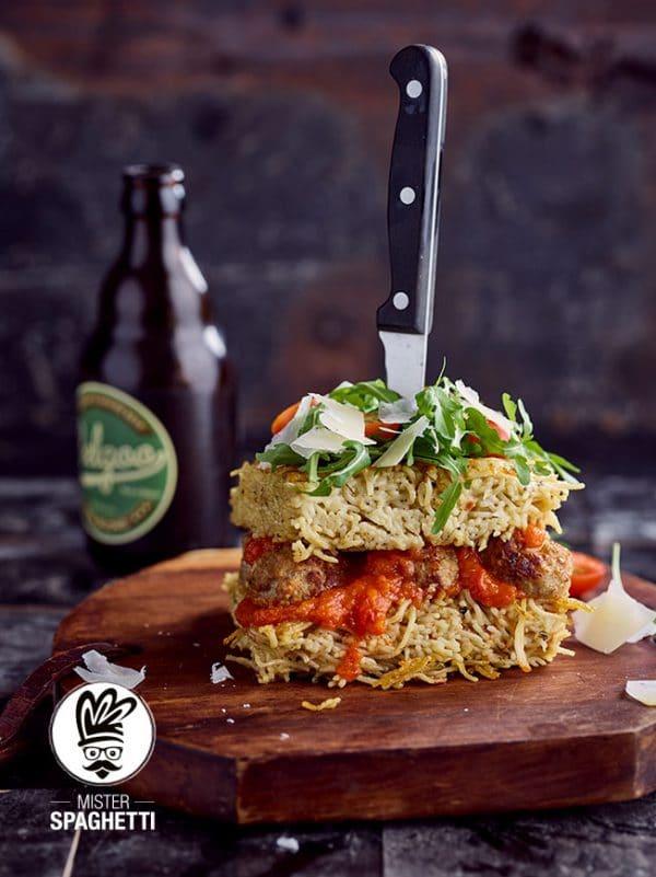 Mister Spaghetti kookboek